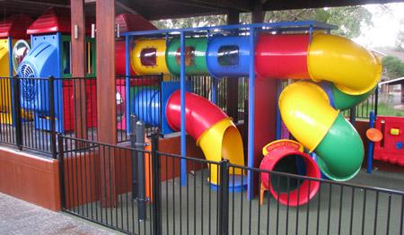 The Bradbury Playground