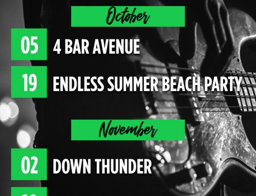 October & November Live Music
