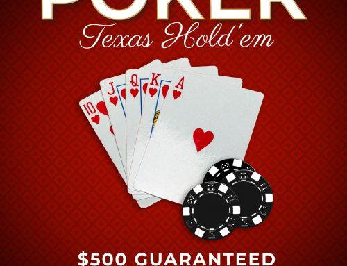 Saturday Poker Night