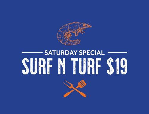 $19 Surf n Turf