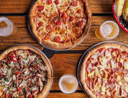 $15 Pizza & Schooner