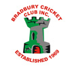 Bradbury Cricket Club logo
